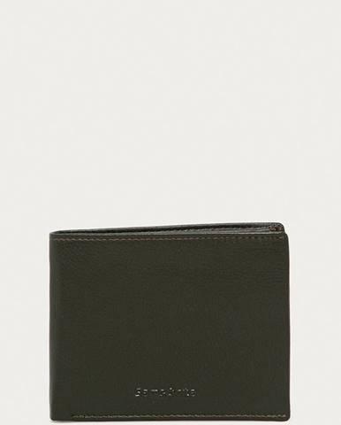 Hnedá peňaženka Samsonite