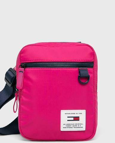 Ružová taška Tommy Jeans