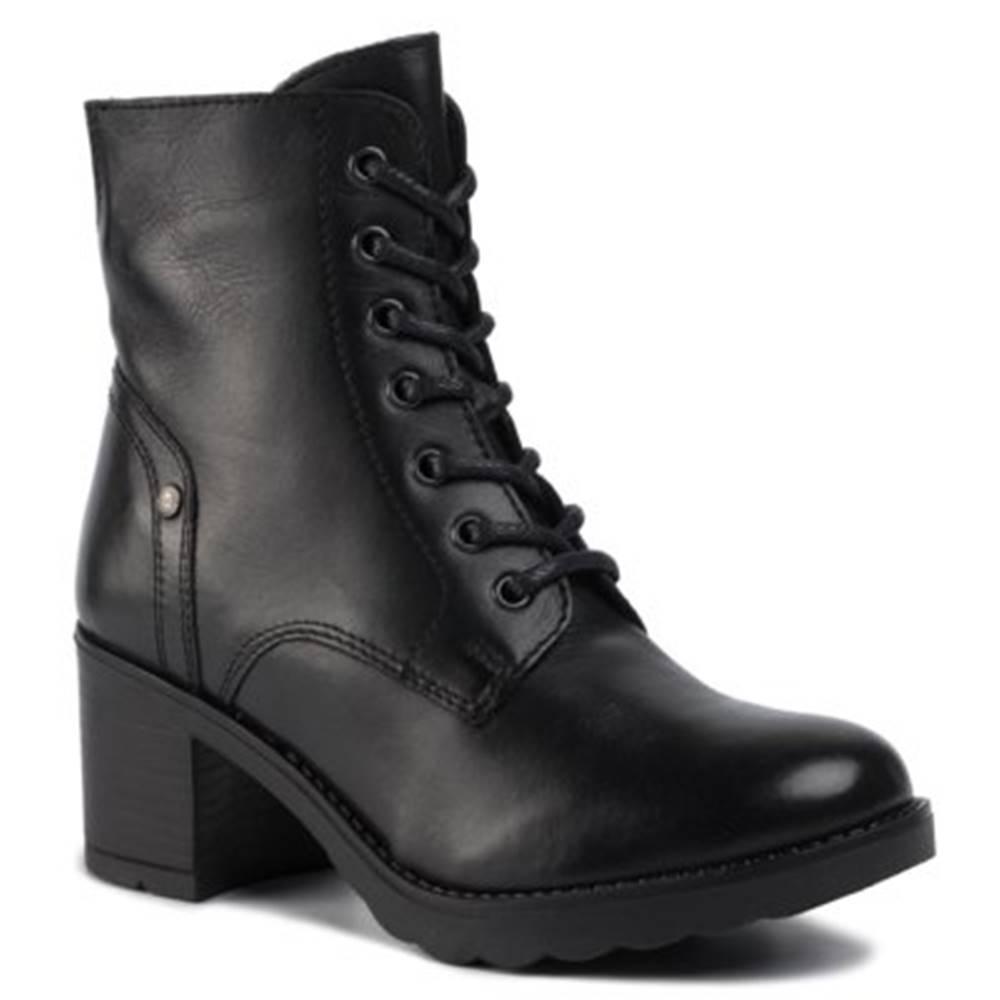 Lasocki Šnurovacia obuv Lasocki EST-7693-10 koža(useň) lícová