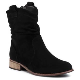 Členkové topánky Jenny Fairy WS1216-03 Materiał tekstylny