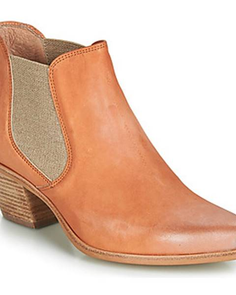 Oranžové topánky Muratti