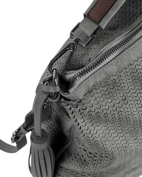 Sivá kabelka bonprix