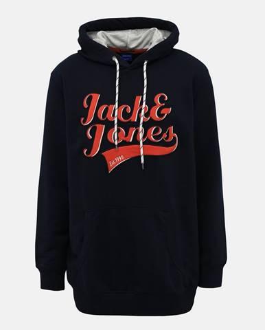 Tmavomodrá mikina Jack & Jones