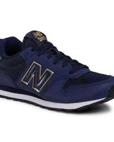 Tmavomodré topánky New Balance