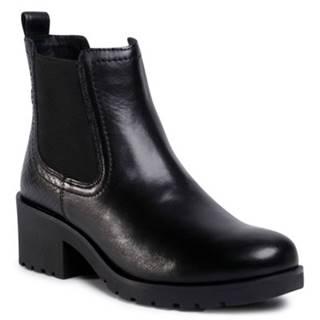 Členkové topánky Lasocki RST-7727-05 koža(useň) lícová